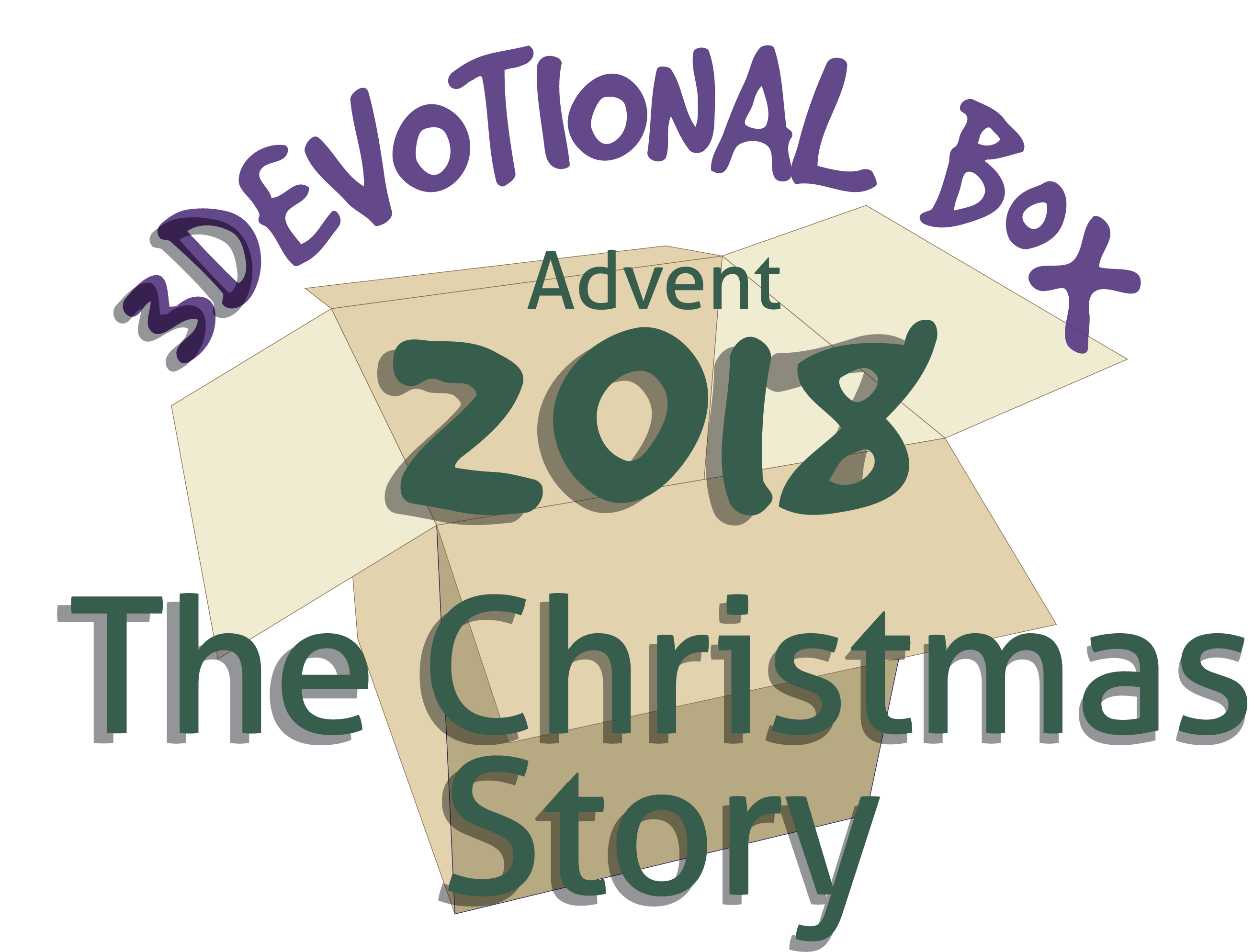 3Devotional Box – The Christmas Story (Kids and Families) | Youth ...
