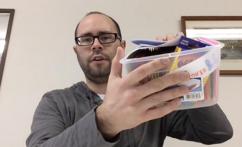 3Devotional Box — Lent 2015