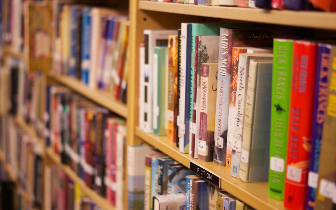 Top ten influential books in your ministry