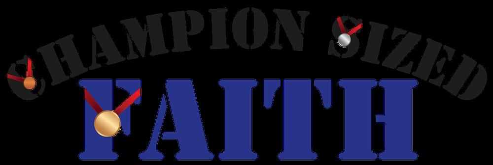 3Devotional Box   Champion Sized Faith